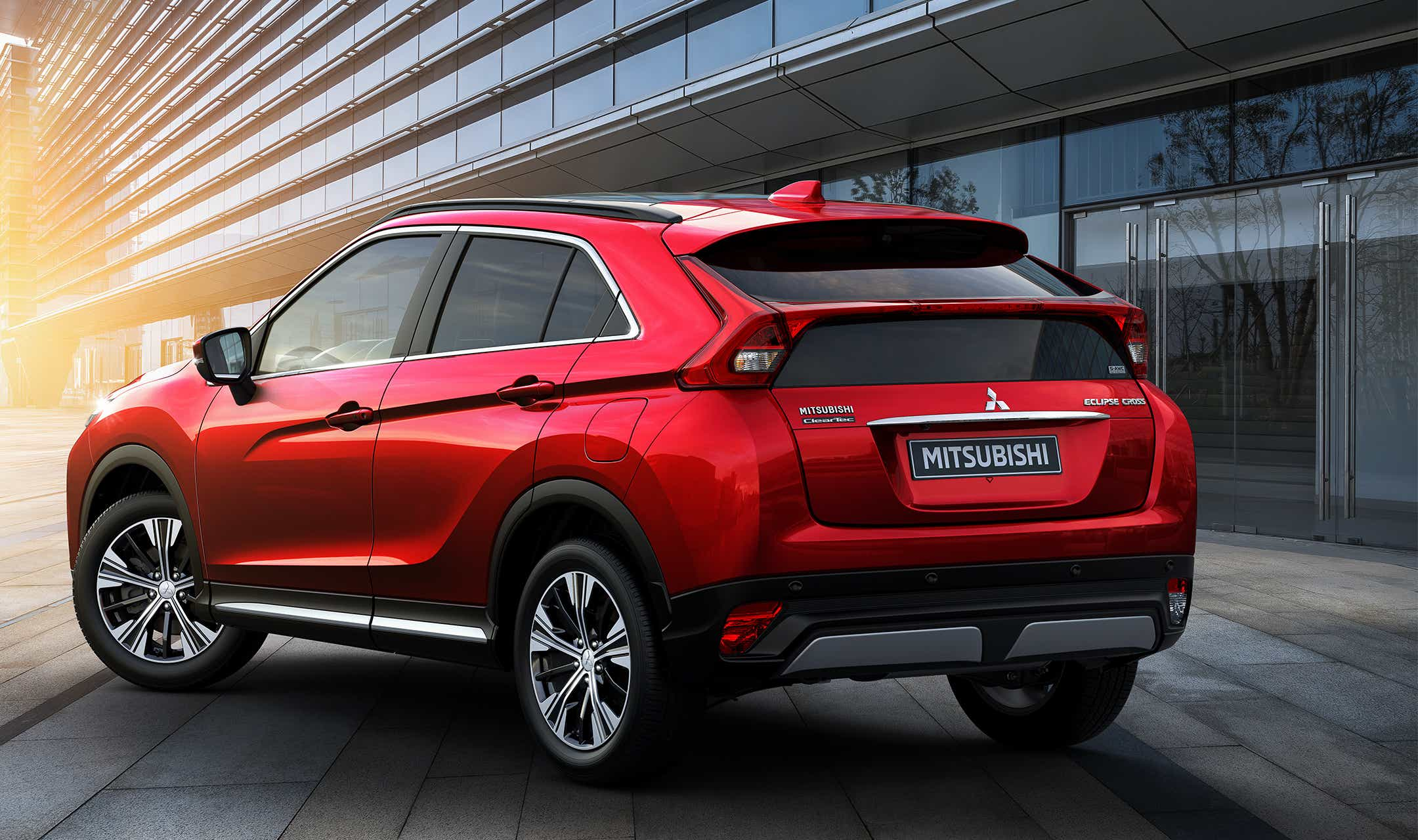 Foto: Eclipse Cross auto stop & go